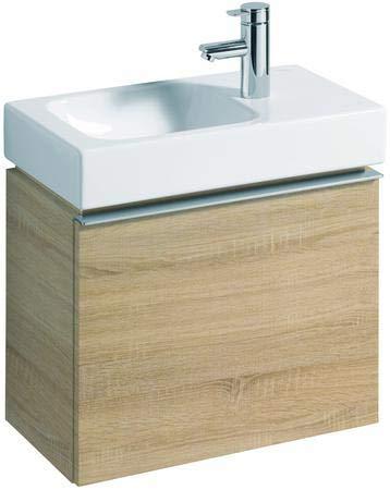 Geberit iCon xs wastafelonderkast 841039 370x420x280mm, houtstructuur natuurlijke eik - 841039000