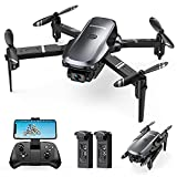 Sansisco Mini Drohne für Kinder mit Kamera 1080P HD Faltbare Drohne RC Quadrocopter...