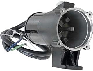 NEW 12 VOLTS TILT TRIM MOTOR FITS TILT MOTOR AND RESEVOIR USED ON FORCE OUTBOARDS 85-150HP 2-WIRE CONNECTION 1986-1991 6212 820545 F694541-1 F694541-2