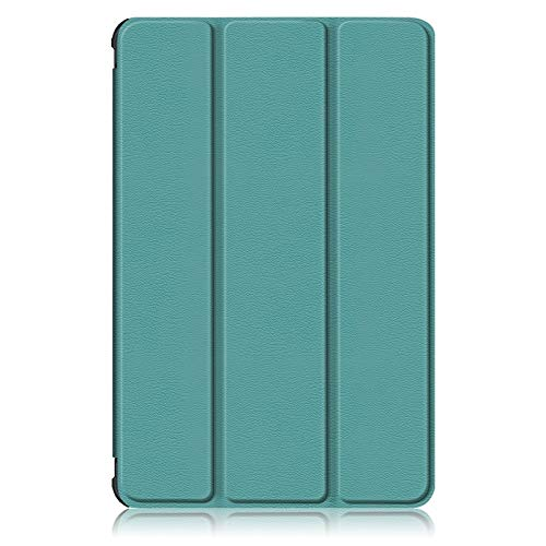 QiuKui Tab Funda para Samsung Galaxy Tab S7 Plus, Smart Stand Tablet Cover Fashion Pinte Funda para Galaxy Tab S7 T870 T875 T970 T975 (Color : Verde, Talla : Tab S7 11 Inch)