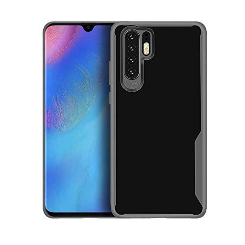 ZHYLIN - Funda para iPhone 11 Pro (poliuretano termoplástico), silicona, Negro , Huawei Mate30 Pro