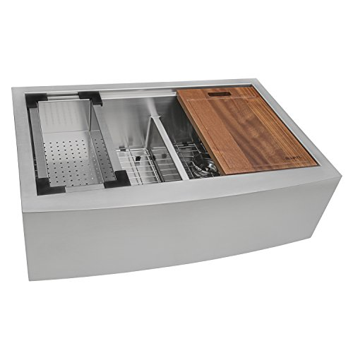 Ruvati 33' Apron-front Workstation...