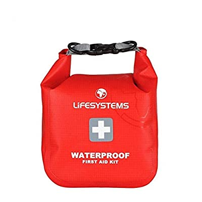 Lifesystems Waterproof First Aid Kit with Impact Resistant Case from Lifesystems