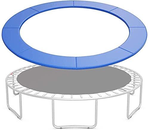 WSZYBAY Reemplazo de la almohadilla envolvente de trampolín, trampolín universal cubierta de seguridad cubierta de seguridad cubierta de resorte trampolín funda de borde, almohadillas de trampolín Pas