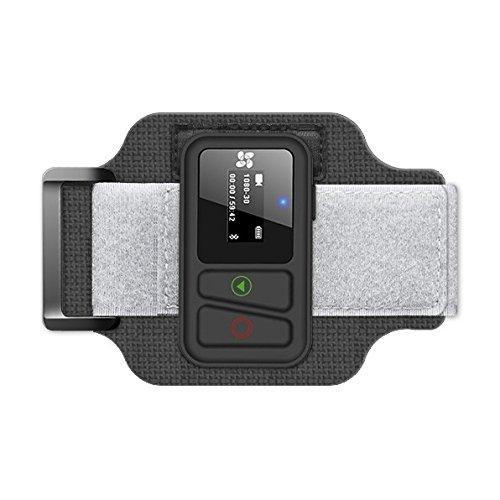 Ezviz Telecomando Wireless con Fascia da Polso per Ezviz S1 Sports Camera, Nero