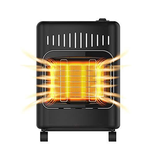 xinxinchaoshi Calefactor Portátil Terraza Calentador Comercial Licenciador Calentador Inicio Indoor Estufa de calefacción rápida Ventilador Calefactor (Color : A)