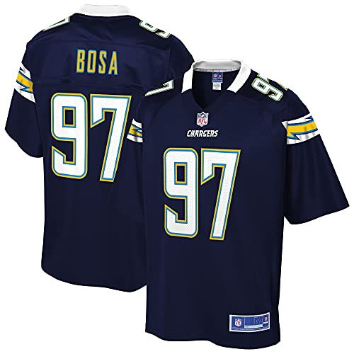 NFL PRO LINE Men's Joey Bosa Navy Los Angeles Chargers Player Jersey