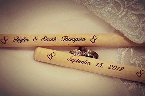 15. Personalized Custom Drumsticks