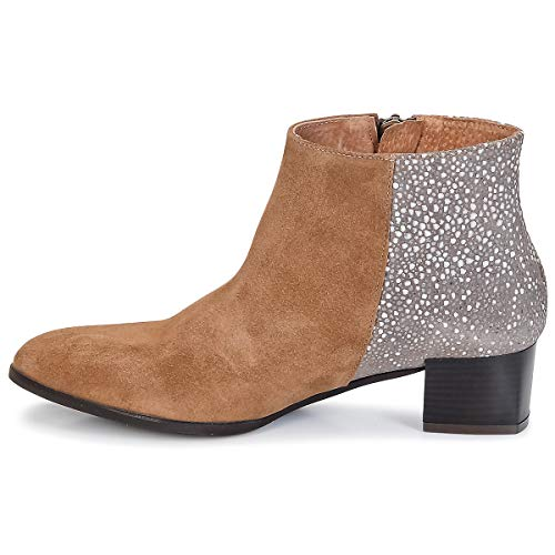 Lollipops Voila Boots 1 Botines/Low Boots Mujeres Beige - 38 - Botas De Caña Baja Shoes