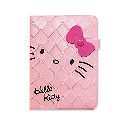 Sanrio Hello Kitty Sweet Kitty Face Cut Diary Scheduler Planner with Ribbon...