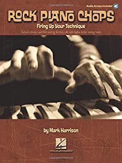 [[Mark Harrison: Rock Piano Chops (Keyboard Instruction)]] [By: Mark Harrison] [October, 2012]