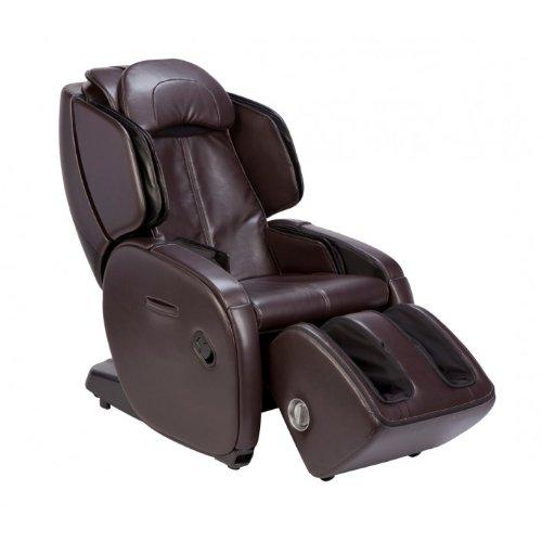 Alpha Techno 840 Massagesessel, braun