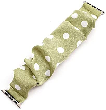 HQTUAN Fabric Elastic 2021 autumn and winter new Strap for Apple Watch iwatch 3 Alternative dealer 2 6 S 5 1 4