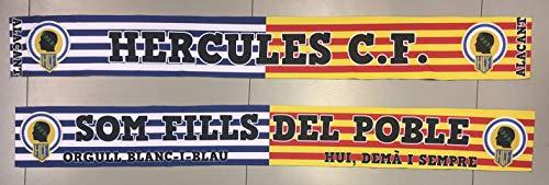 BDU Bufanda HÈRCULES C.F. Alicante - ALACANT