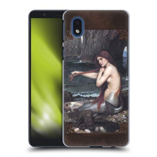 Head Case Designs Ufficiale Brigid Ashwood Casa Sull'Acqua 13 Pre-Raffaelita 2 Cover Dura per Parte Posteriore Compatibile con Samsung Galaxy A01 Core (2020)