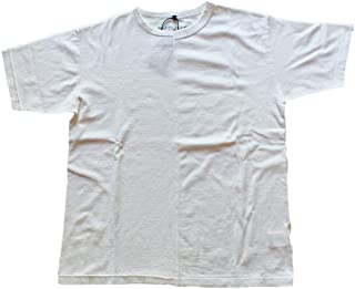 [ナイジェルケーボン]NIGEL CABOURN 19S/S 40'S&50'S MIX T-SHIRT 100 WHITE