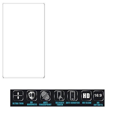 K-S-Trade Bildschirmschutzglas Kompatibel Mit Marshall London Hartglas Schutzfolie Glasfolie 16:9 Format, Bedeckt Keine Seitenbereiche