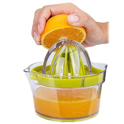 Exprimidor Manual Naranja Limón, Exprimidor Manos Exprimidor Multifuncional 4 en 1, Exprimidor...