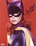 Yvonne Craig as Batgirl 8 in x 10 in Batman autograph sm
