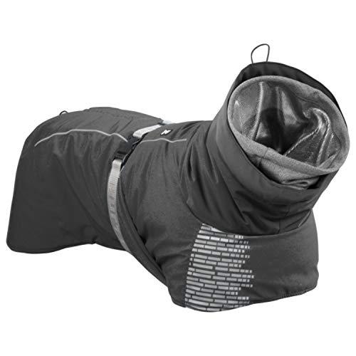 Hurtta Extreme Warmer, Dog Winter Jacket, Granite, 22 in