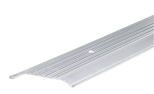 M-D Building Products 8763 1/2-Inch by 3-7/8-Inch - 36-Inch Fluted Top Commercial Threshold