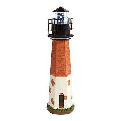 Judith Style Lighthouse With Rotating Lighted Beacon