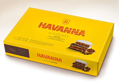 Alfajores Havanna - mixto - 12