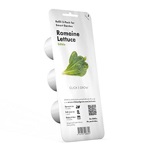 Click & Grow Smart Garden refill capsule | lattuga 3-pack