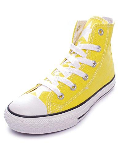 Converse Chuck Taylor Hi Canvas Graphic unisex bambino, tela, sneaker alta, 27 EU