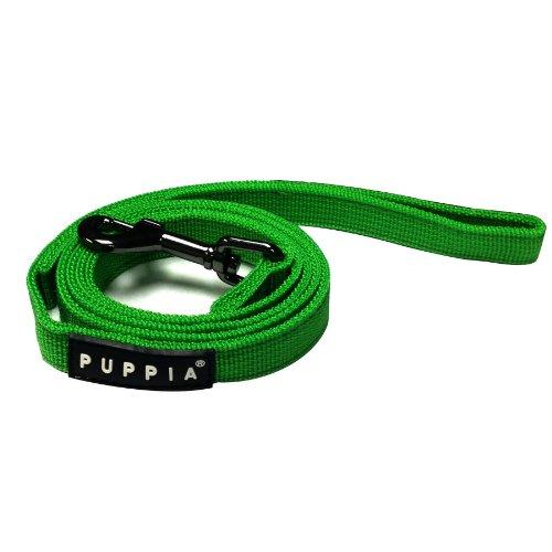Puppia Laisse pour Chien Vert Taille S 116 cm 10 mm