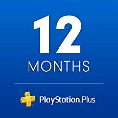 12 Months – Play All Year Long Enables online multiplayer on PS4, so you can play games online with friends FREE PlayStation 4 games every month Access to exclusive PlayStation Store sales and discounts