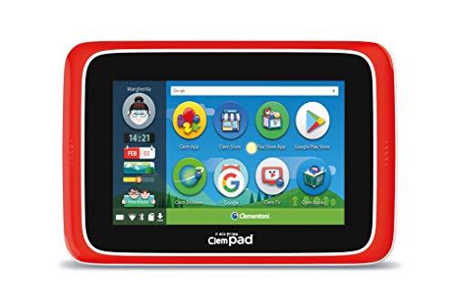 Clementoni Tablet il Mio Primo Clempad 6.0 Plus