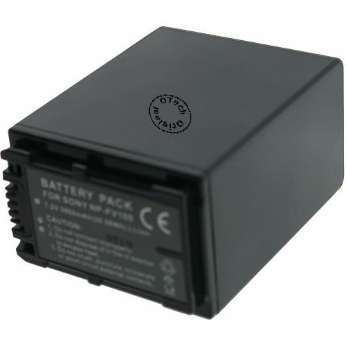 Otech bateria Compatible para Sony HDR-CX160