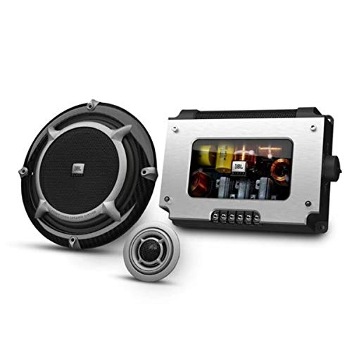 JBL 670GTi 1200 Watt Max 6-1/2' (165mm) 2-way Reference-Class Competition-Grade Car Component Speaker System