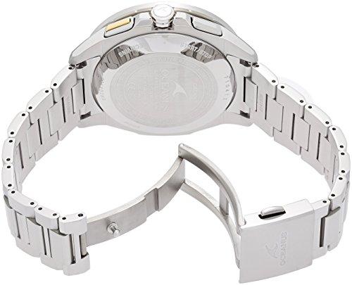 『[カシオ] 腕時計 オシアナス GPSハイブリッド電波ソーラー Limited Edition OCW-G1100-1A2JF シルバー』の3枚目の画像