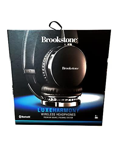 Brookstone LuxeHarmony Wireless Bluetooth Headphones
