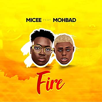 Fire (feat. Mohbad)