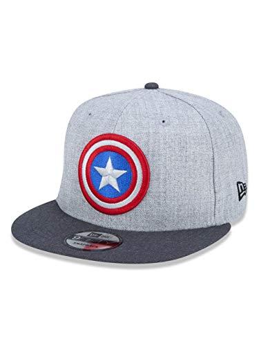 New Era 9Fifty Snapback Marvel Comics Cap - Captain America