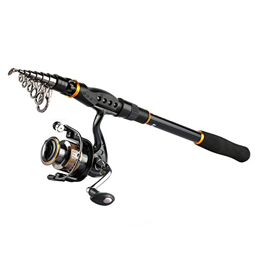 Goture Fishing Rod and Reel Combo
