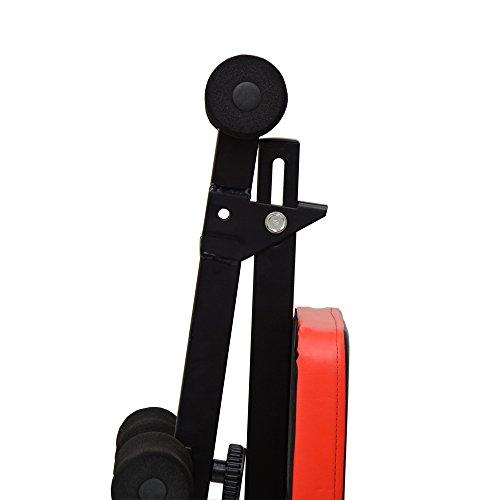 Confidence Fitness Pro Adjustable Sit Up Ab Bench V2