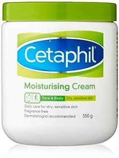 Cetaphil Moisturising Cream for Dry/Sensitive Skin, 550g (B01ACQ2S5Q) | Amazon price tracker / tracking, Amazon price history charts, Amazon price watches, Amazon price drop alerts