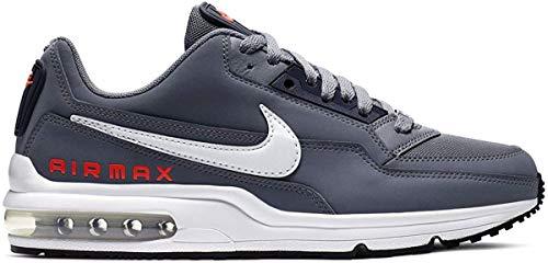 Nike Herren Air Max Ltd 3 Sneaker, Cool Grey/Pure Platinum-Bright