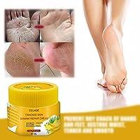 Qikafan Banana Oil Repair Heel Repair Skin Care Anti-Drying Crack Cream