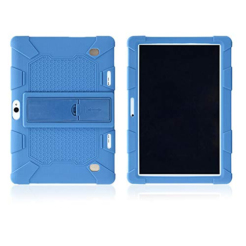 Wrth Universal Shockproof Silicone Stand Case Cover for 10.1 Inch Android Tablet PC Protective