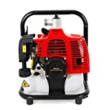 2-Stroke Petrol Gasoline Powered Water Pump Water Transfer Pump for Irrigation or Cleaning 43CC 1.7HP