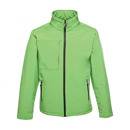 Regatta Professional Herren Octagon II Softshell Jacke (L) (Extrem Grün)
