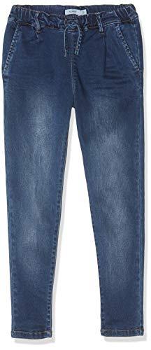 NAME IT Damen, Mädchen Jeans dunkelblau 116