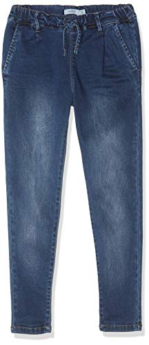 NAME IT Damen, Mädchen Jeans dunkelblau 122