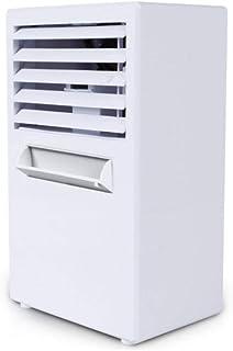 HUYHUY Refrigerador De Aire De Oficina Ventilador Aire Acondicionado Humidificador Dispositivo De Hidratación Portátil Ventiladores Pequeños Aire Acondicionado Envío Directo