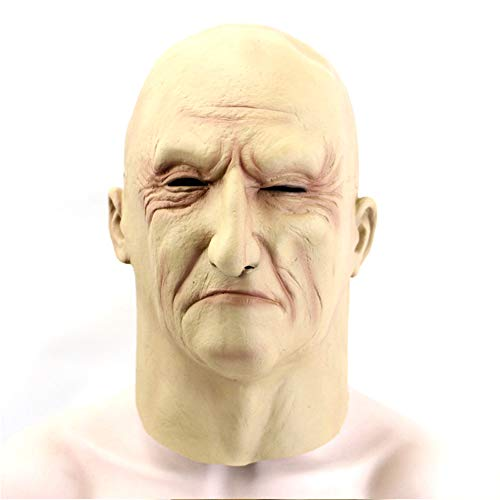 Tali maschere del cranio possono essere utilizzate per diverse attività in diversi modi. Riutilizzabile e può essere indossato in diverse condizioni meteorologiche. Realizzato al 100% in lattice, flessibile e facile da indossare. La maschera è un gio...